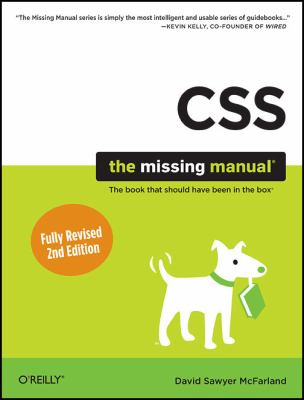 CSS: The Missing Manual 9780596802448