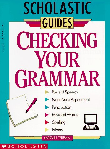 Checking Your Grammar 9780590494557