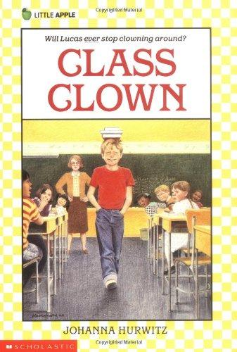 Class Clown 9780590418218