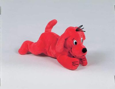 Clifford Beanbag Plush 9780590299619
