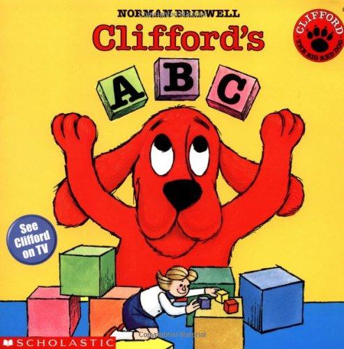 Clifford's ABC 9780590442862