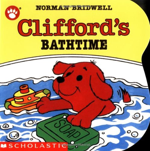 Clifford's Bathtime 9780590447355
