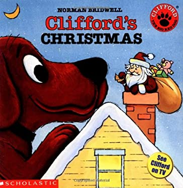 Clifford's Christmas 9780590442886