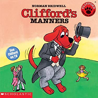 Clifford's Manners 9780590442855