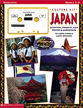 Culture Kit: Japan [With Poster] 9780590381598