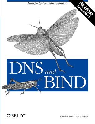 DNS and Bind 9780596100575