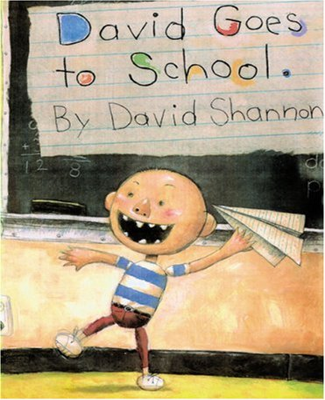 David Goes to School 9780590480871