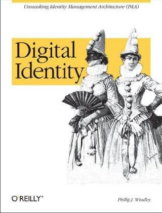 Digital Identity 9780596008789