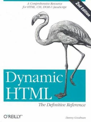 Dynamic HTML: The Definitive Reference 9780596003166