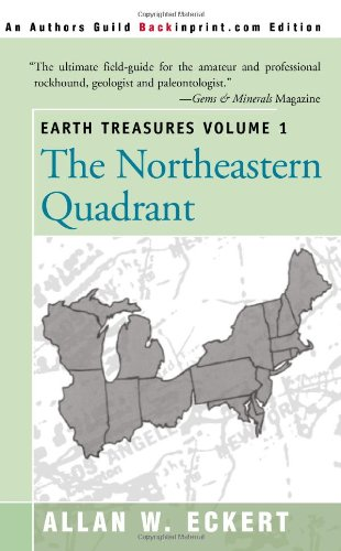 Earth Treasures, Vol. 1: Northeastern Quadrant 9780595089581