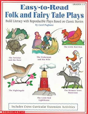 Easy-To-Read Folk and Fairy Tale Plays 9780590930888