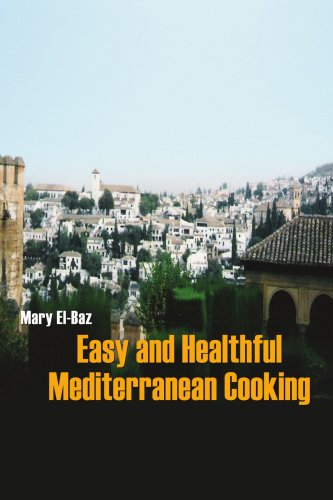 Easy and Healthful Mediterranean Cooking 9780595333844