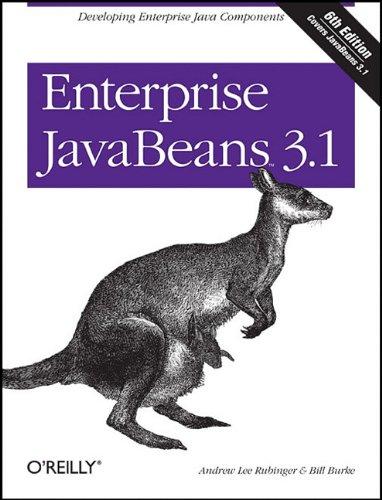 Enterprise JavaBeans 3.1 9780596158026