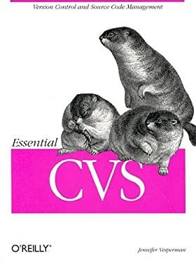 Essential CVS 9780596004590