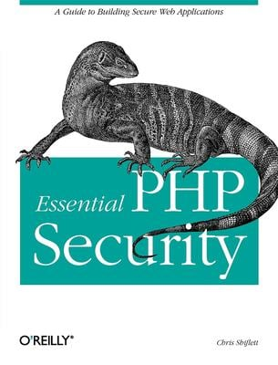 Essential PHP Security 9780596006563