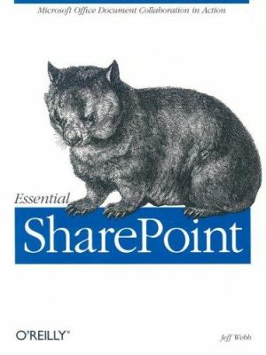 Essential Sharepoint 9780596008802