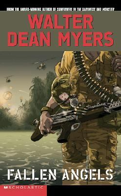 a review of the book fallen angels by walter dean myers The novel, fallen angels, was written by walter dean myers in 1988 in jersey  city, new jersey the writing is of a war fiction genre and also a coming-of-age.