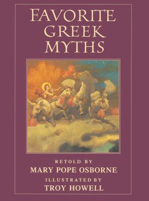 Favorite Greek Myths 9780590413381