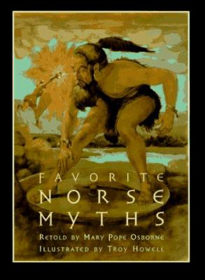 Favorite Norse Myths 9780590480468