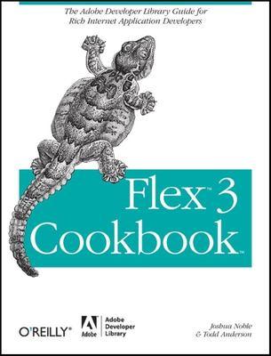 Flex 3 Cookbook 9780596529857