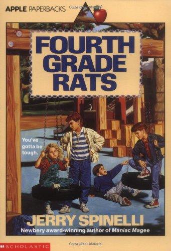Fourth Grade Rats 9780590442442
