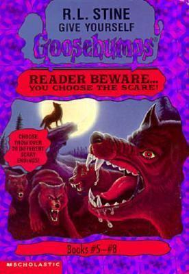 Give Yourself Goosebumps 02: #05-#08 9780590926287