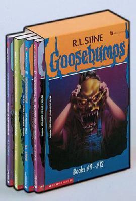 Goosebumps Boxset Books 9-12 9780590627542