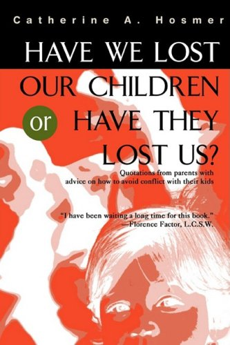 Have We Lost Our Children or Have They Lost Us?