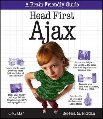 Head First Ajax 9780596515782