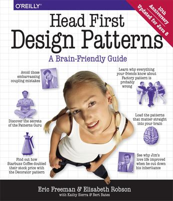Head First Design Patterns 9780596007126