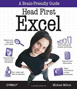 Head First Excel 9780596807696