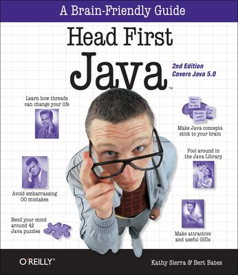 Head First Java 9780596009205