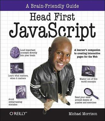 Head First JavaScript 9780596527747