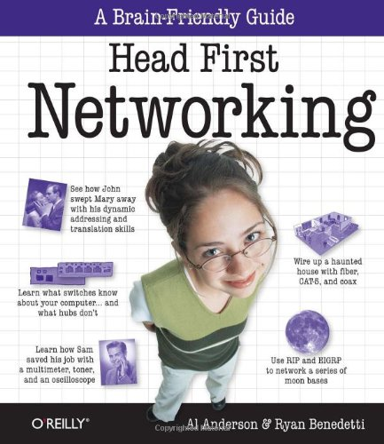 Head First Networking 9780596521554
