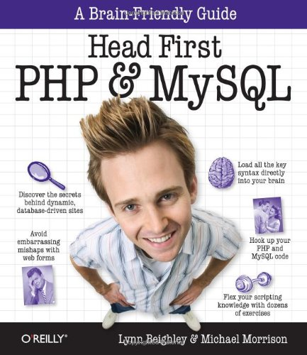 Head First PHP & MySQL 9780596006303