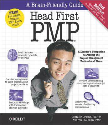 Head First PMP: A Learner's Companion to Passing the Project Management Professional Exam 9780596801915