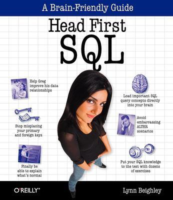 Head First SQL 9780596526849