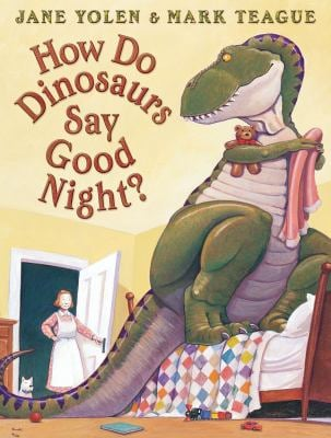 How Do Dinosaurs Say Good Night? 9780590316811