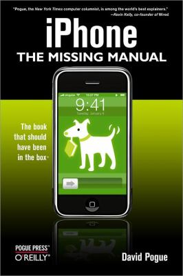 Iphone: The Missing Manual: The Missing Manual 9780596513740