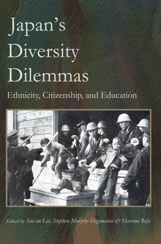 Japan's Diversity Dilemmas: Ethnicity, Citizenship, and Education 9780595673582