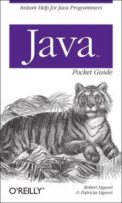 Java Pocket Guide 9780596514198