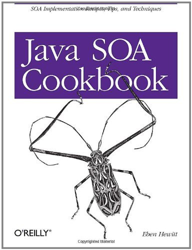 Java SOA Cookbook 9780596520724