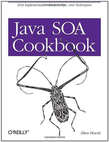 Java SOA Cookbook 9780596520724