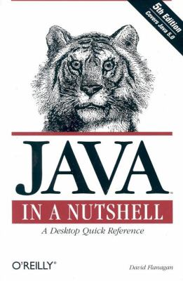 Java in a Nutshell 9780596007737
