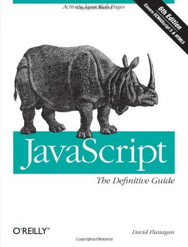 JavaScript: The Definitive Guide - 6th Edition