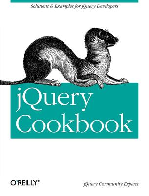 jQuery Cookbook 9780596159771