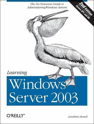Learning Windows Server 2003 9780596101237