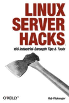 Linux Server Hacks 9780596004613