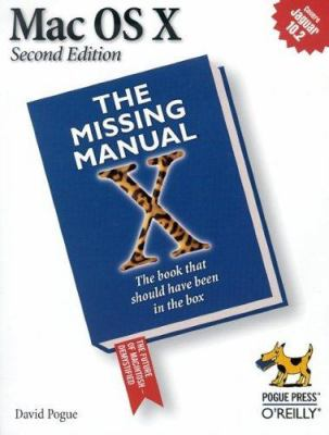 Mac OS X: The Missing Manual - 2nd Edition