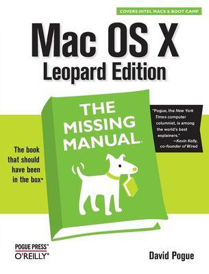 Mac OS X Leopard 9780596529529